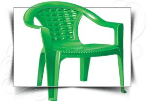 صندلی پلاستیکی دسته دار