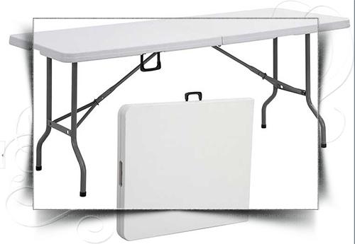 میز پلاستیکی بزرگ