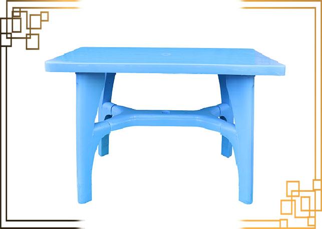 میز پلاستیکی ساده