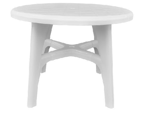 میز پلاستیکی گرد