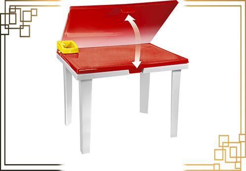 میز پلاستیکی ناصر