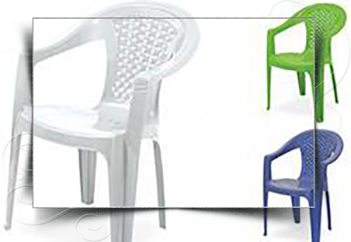 صندلی پلاستیکی سبلان