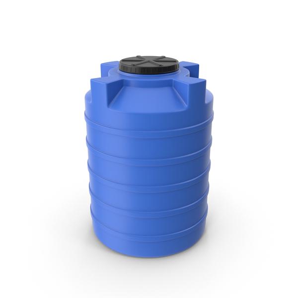 مخزن پلاستیکی آب