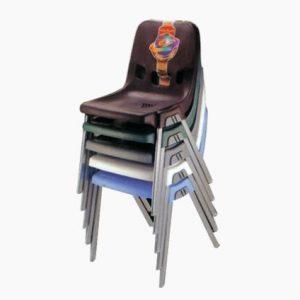 صندلی پلاستیکی صنعت