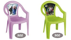 صندلی پلاستیکی کوچک